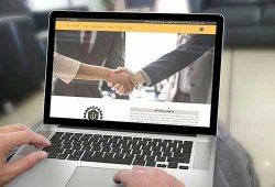 نمونه کار طراحی سایت شرکتی پدیدار   به آوران سیستم  طراحی سایت در رشت   طراحی سایت در گیلان  پدیدار مارکتینگ
