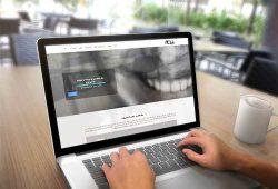 نمونه کار طراحی سایت پزشکان دکتر غفوری   پدیدار مارکتینگ   طراحی سایت در رشت   طراحی سایت در گیلان