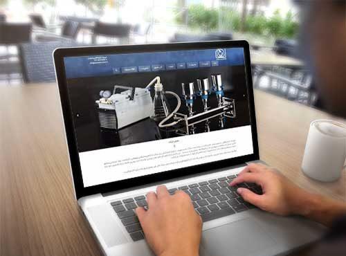 نمونه کار طراحی سایت فروشگاهی پدیدار مارکتینگ | طراحی سایت شرکت تجهیزات پزشکی پاستور نو | طراحی سایت در رشت | طراحی سایت در گیلان
